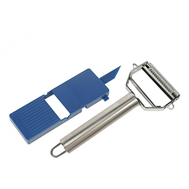 Stainless Steel High Quality Vegetable Peeler & Grater