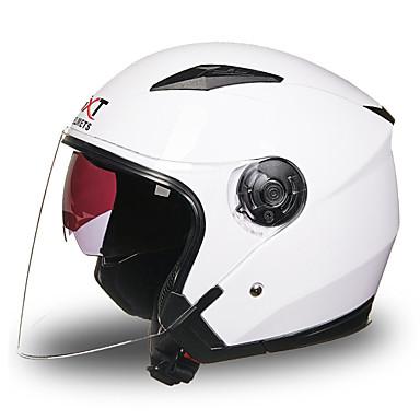 27d47255fe482 GXT Medio Casco Adultos Unisex Casco de la motocicleta Antiniebla    Transpirable