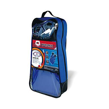 Dykking Pakker / Snorkelpakker - snorkel, Dykkerfinner, Dykkermaske - Ingen verktøy er nødvendig Dykking, Svømming PVC Til Voksen