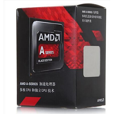 AMD Procesador de la computadora CPU APU A6-7400K 2 Núcleos 3.5GHz/3.9GHz FM2 +