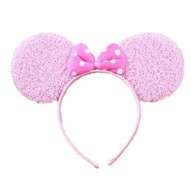 voordelige Maskers voor de feestdagen-CHENTAO Hoofddeksel Haarband Feest Kinderen Unisex Speeltjes Geschenk 1 pcs