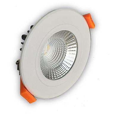 400-450 lm LED Deckenstrahler Eingebauter Retrofit Leds COB Abblendbar Warmes Weiß Kühles Weiß Wechselstrom 110-130V Wechselstrom 220-240V