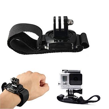 ربطات اليد قابل للتعديل / مريح إلى عن على كاميرا النشاط الجميع / شياويى / SJCAM عالمي نايلون