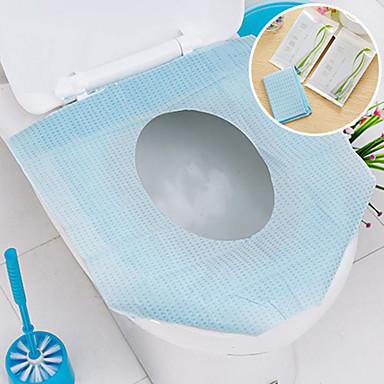 Assento para Vaso Sanitário Viagem Básico Papel 1conjunto - Cuidados com o Corpo Acessórios de toalete