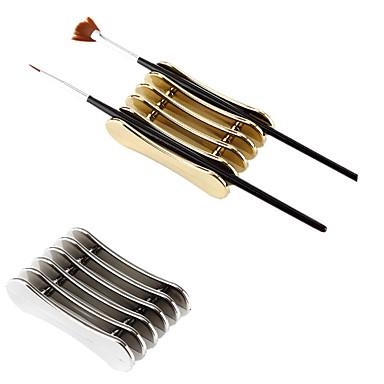 voordelige Nagelgereedschap & Apparatuur-1pc Nail Painting Tools Voor Duurzaam Nagel kunst Manicure pedicure Gepersonaliseerde