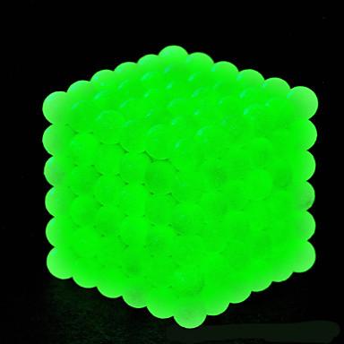 levne Magnetické hračky-216 pcs 5mm Magnetické hračky magnetické kuličky Stavební bloky Super Strong magnetů ze vzácných zemin Neodymové magnety Svítící Svítí ve tmě Stres a úzkost Relief Dětské / Dospělé Chlapecké Dívčí
