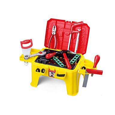 Ролевые игры Игрушечные инструменты Ящики для инструментов Универсальные Безопасность Оригинальные Детские