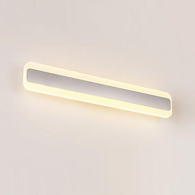 Moderno / Contemporâneo Iluminação do banheiro Metal Luz de parede IP67 110-120V / 220-240V 14W