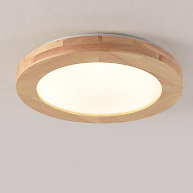 تركيب السقف المدمج ضوء محيط - LED, 110-120V / 220-240V وشملت مصدر ضوء LED / 10-15㎡ / LED متكاملة