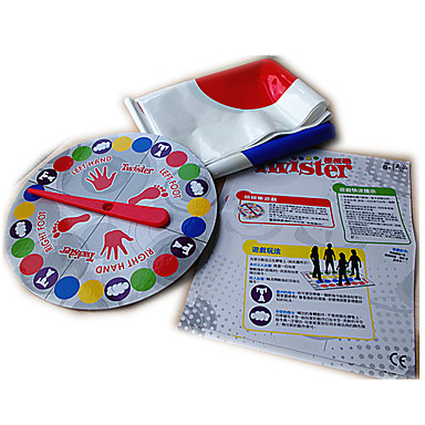 Brinquedos Concorrência Quadrada Brinquedos Plástico Peças Crianças Unisexo Dom