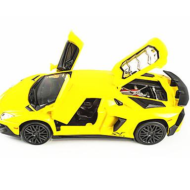 Carros de Brinquedo Modelo de Automóvel Carro de Corrida Simulação Unisexo