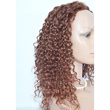 Synthetic Lace Front Wig Kinky Curly Women's Lace Front Natural Wigs Synthetic Hair