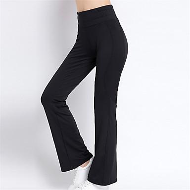 f8d43d7db Mujer De campana Pantalones de yoga Deportes Moda Tiro Alto Medias / Mallas  Largas Leggings Zumba