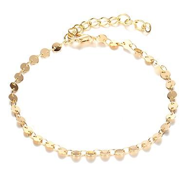 Damen Halsketten - Geometrisch, Einzigartiges Design Gold, Silber Modische Halsketten Für Party, Alltag, Normal