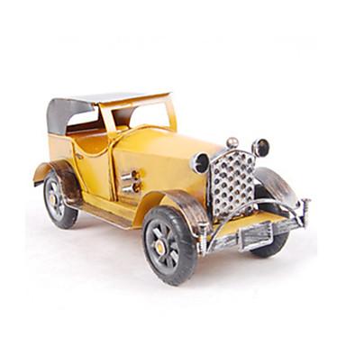Brinquedos Carrinho Clássico Brinquedos Carro Metal Peças Unisexo Dom