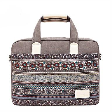 كنفا ستايل بوهيمي لون مختلط حقائب حقيبة الكتف 15