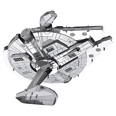 3D puzzle Kovové puzzle Hračky Hračky Kov Unisex Pieces