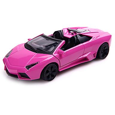 Carros de Brinquedo Modelo de Automóvel Carro de Corrida Brinquedos Simulação Música e luz Carro Metal Liga metálica Peças Crianças