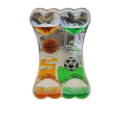 모래시계 장난감 재미 플라스틱 아동용 남여 공용 조각