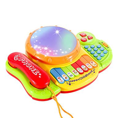 هواتف ألعاب / ألعاب تربوية بلاستيك للأطفال للجنسين هدية