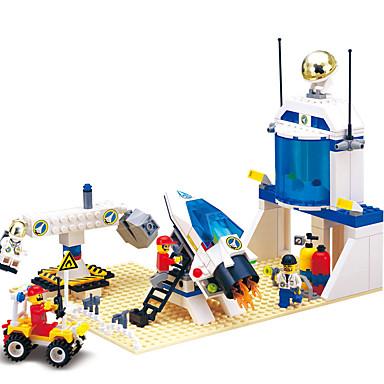 ENLIGHTEN Blocos de Construir / Brinquedo Educativo Clássico Para Meninos Dom