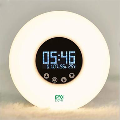 YWXLIGHT® 5 W 500 lm LED chytré žárovky LED korálky COB Senzor / Dobíjecí / Stmívatelné R GB <5 V / 5 V / 1 ks / RoHs