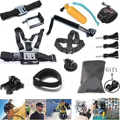 Akční kamera / Sportovní kamera / Třínožka Multifunkční / Skládací / Nastavitelný Pro Akční kamera Gopro 6 / Vše / Xiaomi Camera Potápění