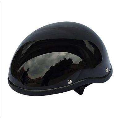 Meio Capacete Leve, potente e duradoura Durável capacetes para motociclistas