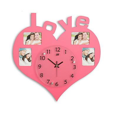 Большие часы размер стены с модой изображения дизайна функции кадр