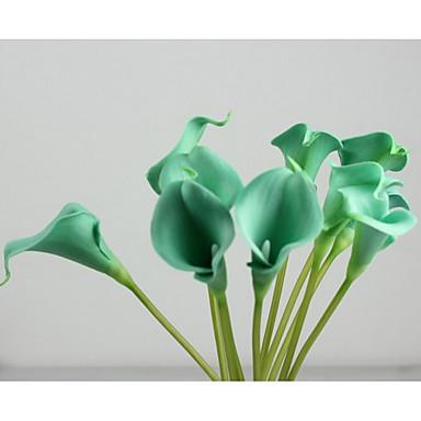 Flores artificiais 10 Ramo Estilo Moderno Lírios Flor de Mesa