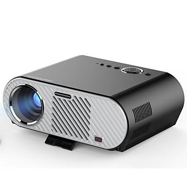 GP90 LCD Projetor para Home Theater 3200 lm Apoio, suporte 1080P (1920x1080) 60-200 polegada Tela