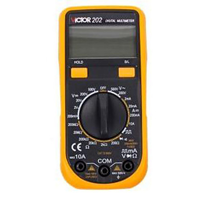 Sieg Digital Multimeter Victor202 / 1