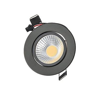 3W 250lm 2G11 Downlight de LED Encaixe Embutido 1 Contas LED COB Regulável / Decorativa Branco Quente / Branco Frio 110-130V / 220-240V