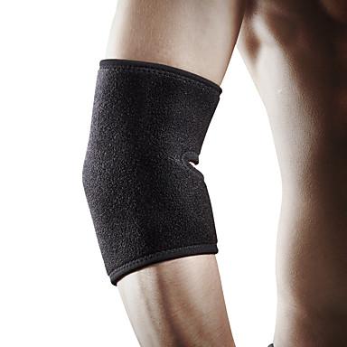 Unisex Dirsek Askısı pro Fotbal Nastavitelný Odolné proti větru Prodyšné Podpora Muscle Komprese Natahovací Thermal / Warm Ochranný 1ks