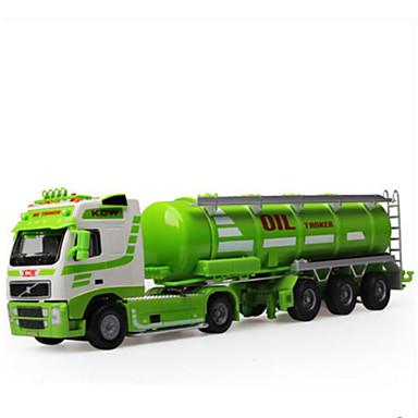 KDW Caminhão tanque Caminhões & Veículos de Construção Civil Carros de Brinquedo Plástico Crianças Brinquedos Dom