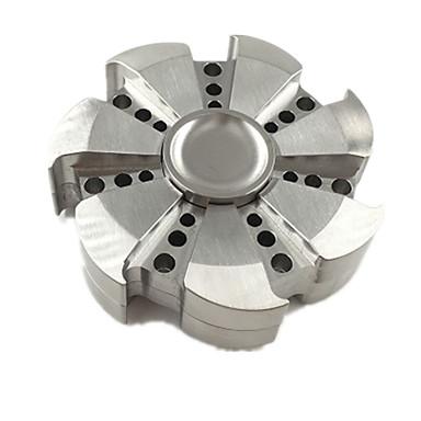 Spinners de mão / Mão Spinner Por matar o tempo / O stress e ansiedade alívio / Brinquedo foco Girador de Anel Metalic Clássico Peças Para Meninos / Para Meninas Crianças / Adulto Dom