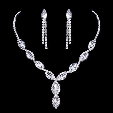 Dámské Kubický zirkon Šperky Set - Zirkon Jedinečný design 6649b559ec