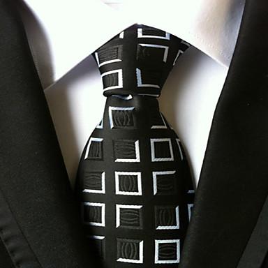 ربطة العنق مخطط رجالي عمل / كاجوال / خطوط