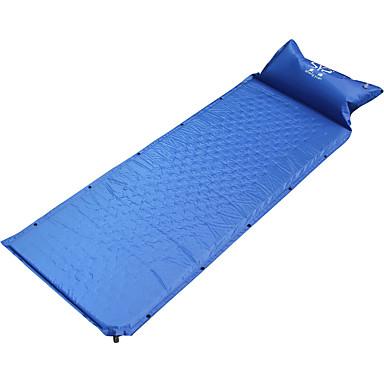 Sheng yuan Almofada de Dormir Tapete de Ar Ao ar livre Insulação de Calor Á Prova de Humidade Inflado PVC PVC Equitação Campismo Interior