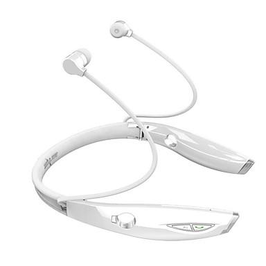 H1 No ouvido Sem Fio Fones Eletroestático Plástico Esporte e Fitness Fone de ouvido Com controle de volume Com Microfone Fone de ouvido