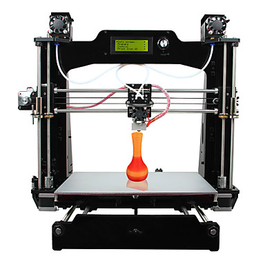 geeetech PRUA i3 M201 2-in-1-out verion Filament 1.75mm Düse 0.4mm