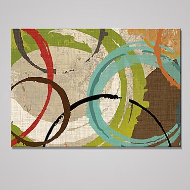Reprodukce maleb na plátně Krajina evropský styl,Jeden panel Plátno Horizontální Grafika Wall Decor For Home dekorace