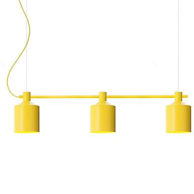 Traditionell-Klassisch Pendelleuchten Für Wohnzimmer Esszimmer Studierzimmer/Büro Spielraum AC 100-240V Inklusive Glühbirne