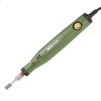 kkmoon ac110-230v szakmai sebesség változó minőségű mini elektromos csiszoló meghatározott gyakorlati fúró köszörű szerszám kiváló marás