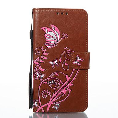 Capinha Para Samsung Galaxy A5(2017) A3(2017) Porta-Cartão Carteira Com Suporte Magnética Estampada Capa Proteção Completa Macia para A3