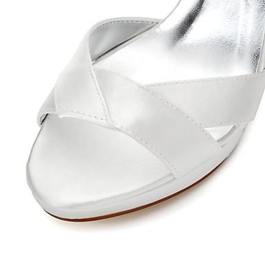 club de club Confort 05939560 de Talons Chaussures amp; Habillé Soirée Eté Chaussures Chaussures à Soie Dyeable EvénementConfort Femme Printemps wqfpBB