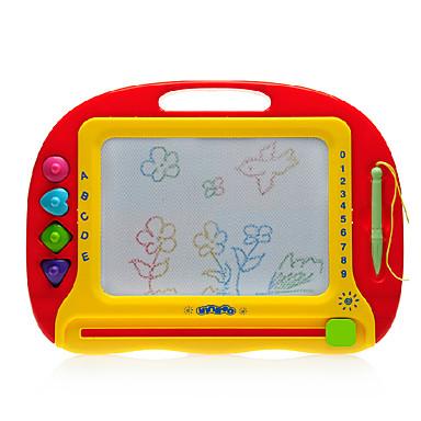 voordelige tekening Speeltjes-Tekenspeelgoed Speelgoed tekentablets Magnetisch Groot formaat Kunststoffen Kinderen Speeltjes Geschenk