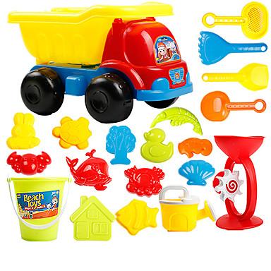 Brinquedos de praia / Brinquedos de Faz de Conta Diversão / Tamanho Grande Férias Plásticos Peças Para Meninos / Para Meninas Crianças Dom