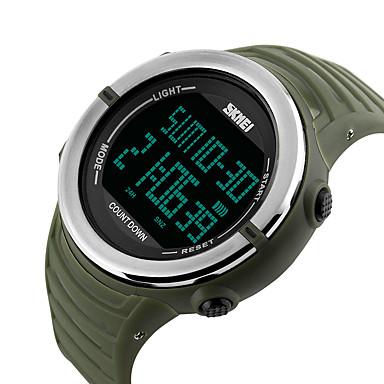 Smart Watch Wasserdicht Langes Standby Multifunktion Sport Stoppuhr Wecker Chronograph Kalender Duale Zeitzonen Other Keine SIM-Kartenslot