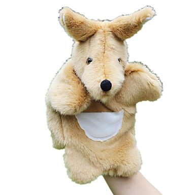 Sorminuket Käsinuket Lelut Kenguru Animal Cute Lovely Plyysi tactel Lasten Pieces